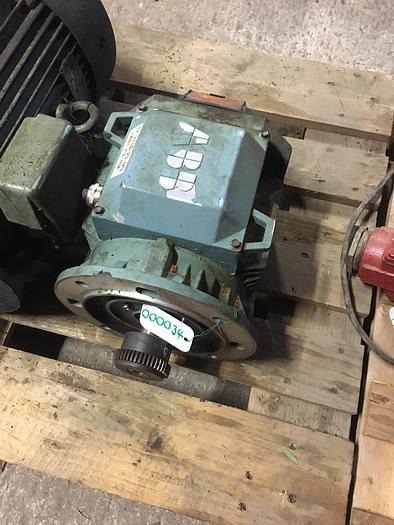 Used 4 kW, ABB Motors, Electric motor