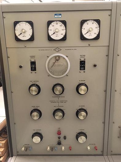 Used Tesco meter tester