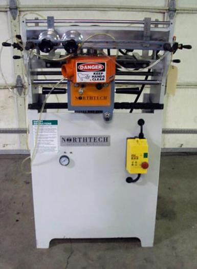 Used Northtech NT-DTM-3XL Dovetail Machine