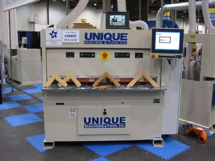 Unique Machine and Tool Unique Machine 3450 CNC Miter Door Machine