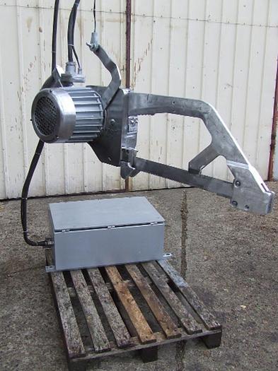 Używane Piła ramowa KOMEL z transformatorem