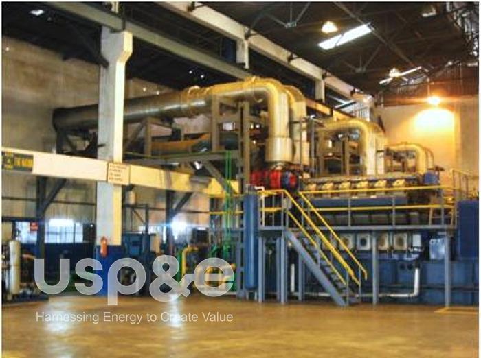 Used 12 MW 1995 Used Wartsila 12V32E HFO Plant