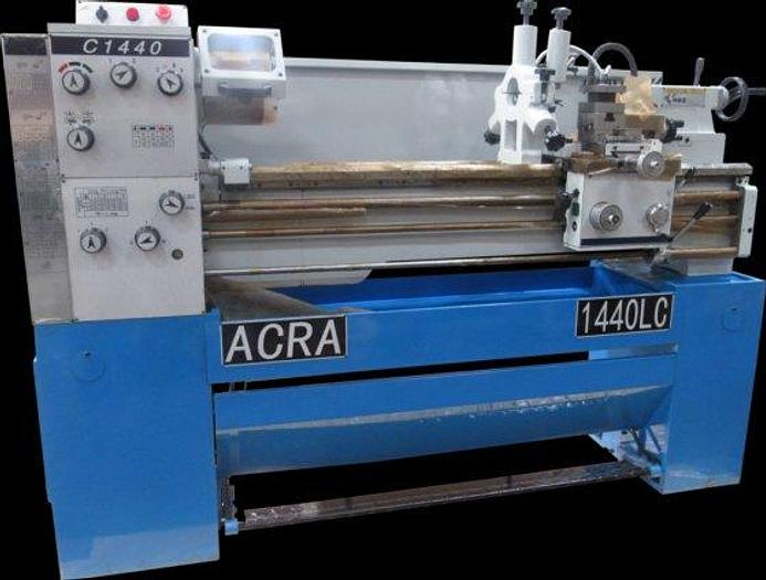 "2020 NEW ACRA ENGINE LATHES - 14"" x 40""  1440-LC"