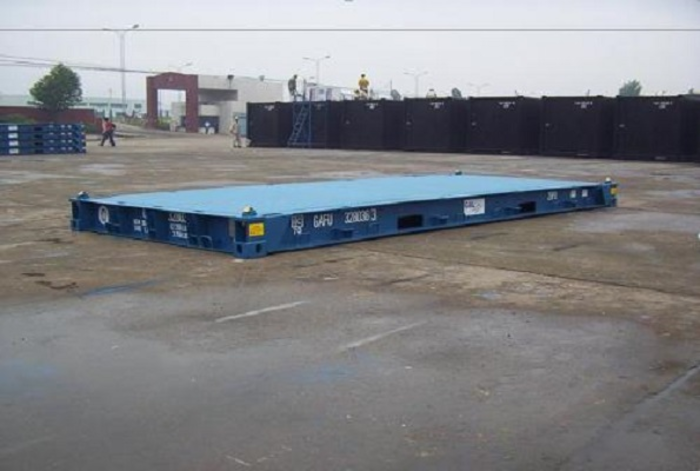 20 'Container Bolster / Platform