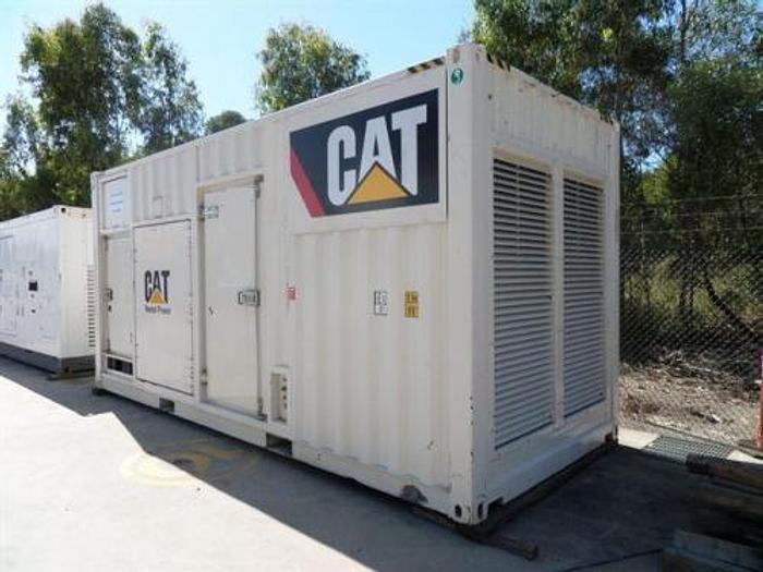 1.2 MW 2012 New Caterpillar PM1360 Diesel Generator Set