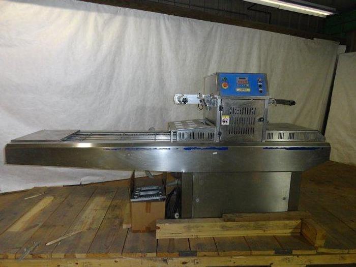 Used Koch/Ilpra Automatic MAP Tray Sealer; Md#FP700