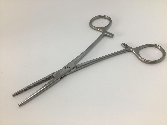 Forceps Artery Rochester Pean Straight 125mm (5in)