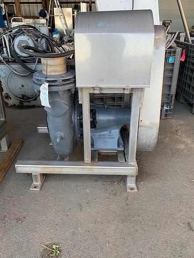 "6"" Cornell Hydro -Food Pump"