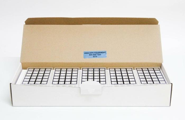 Perkin Elmer 1450-402 Clear 24 Well Flexible PET Microplate 25 PER BOX 6374