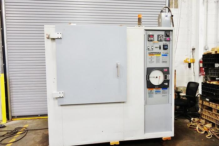 Used Despatch Reach In Batch Oven. 500 Degree Oven Blue M Oven VRC 2-29-1