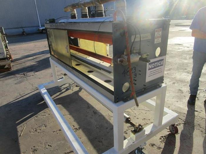 Used Used Portable Coretech 2 side treater station