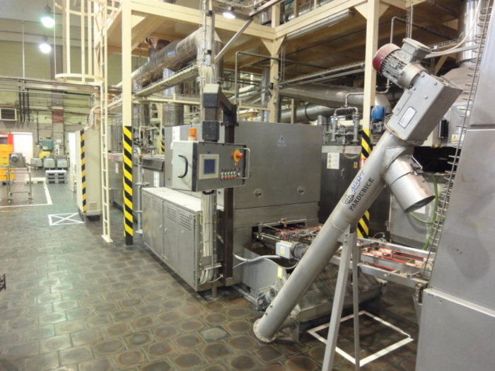 Haas 64-plate Wafer Line