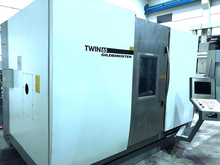 2003 CNC Dreh- Fräszentrum GILDEMEISTER TWIN 65