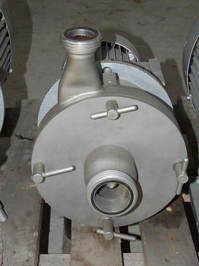 Used Pompa wirowa , nierdzewna