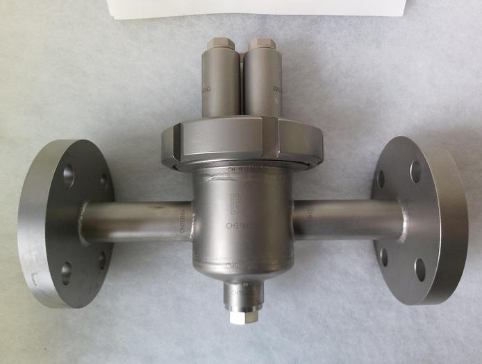 Durchflussarmatur Flowfit CPA240, Endress und Hauser,  neu