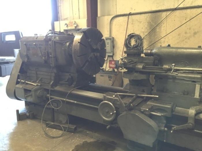 """56"""" x 276"""" NILES Engine Lathe"""