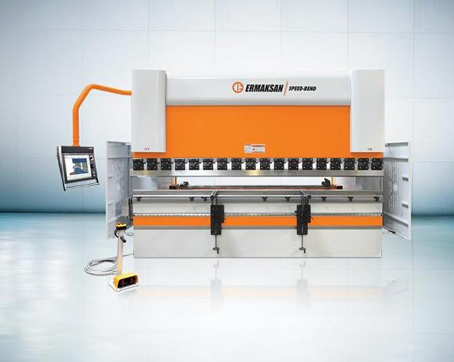 ERMAKSAN Speed Bend 4100x400  13'x440 US TONS