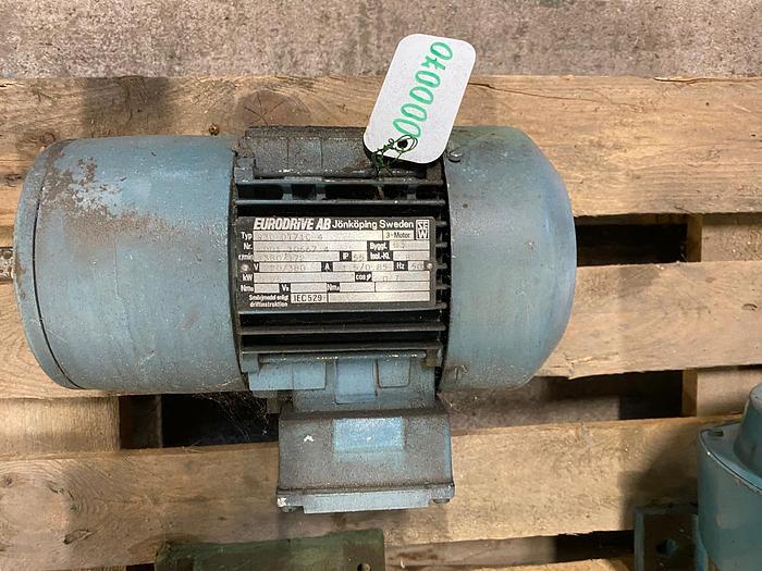 Used 0,25 kW, SEW-Eurodrive, Electric motor
