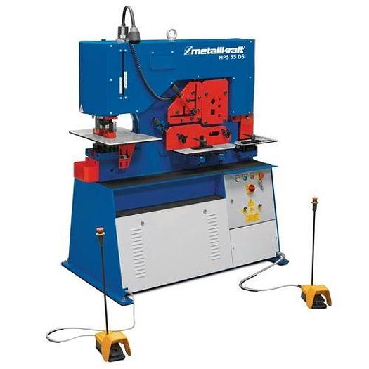 New MetallKraft HPS 55 DS Ironworker