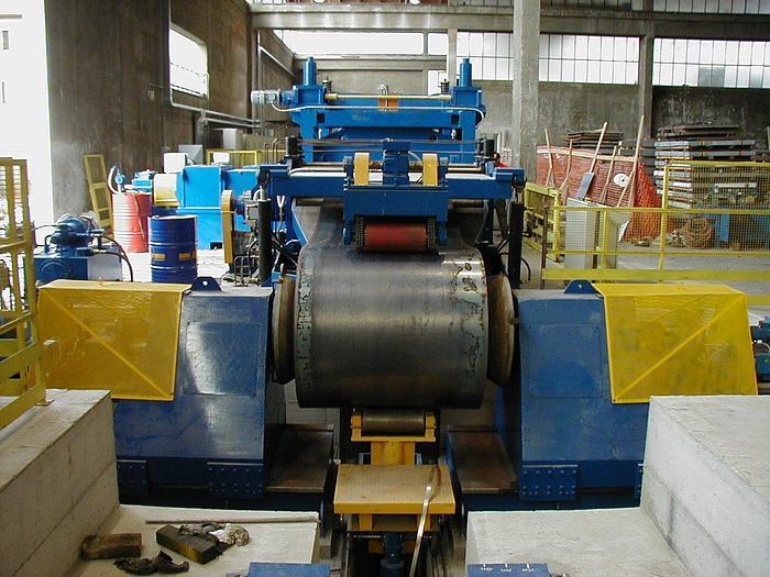 2000 mm x 12 mm Cut-to-Length Line: CTL-136