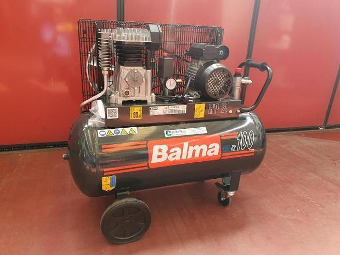 BALMA 100 LT. type NS12S/100 CM2