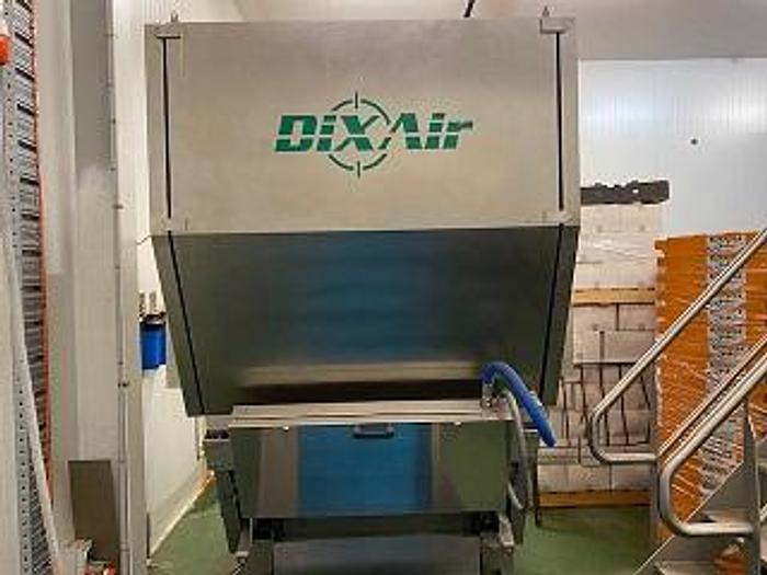 Used 2009 PROTEC DIXAIR COLOUR SORTER