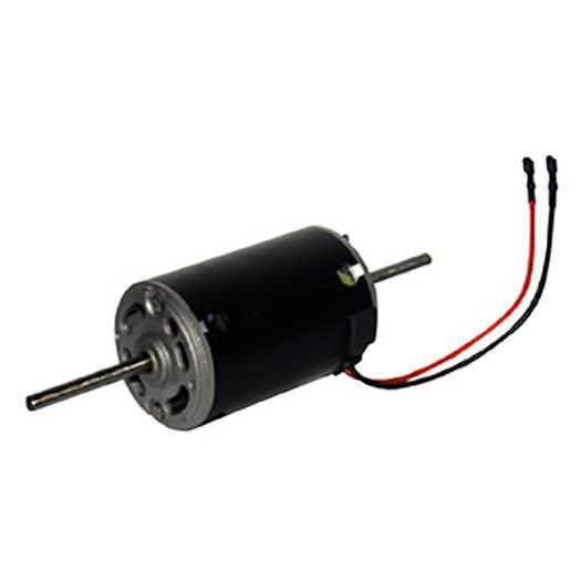Used NEW SURPLUS HB16100 TRP Double Shaft Blower Motor 12 Volt
