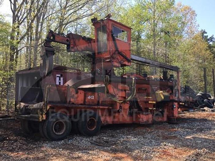Used Morbark Model 22 Chipper with Side Boom