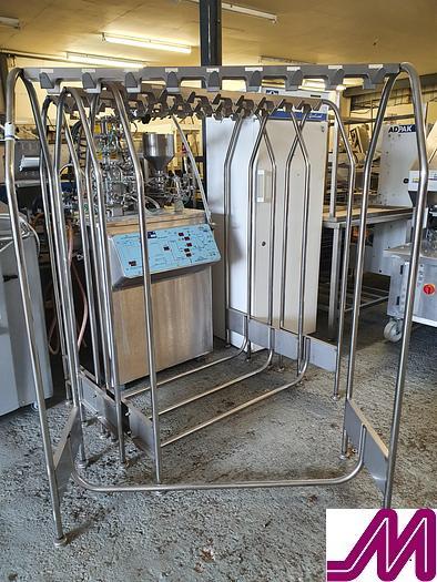 Used Stainless Steel Garmet Hangers