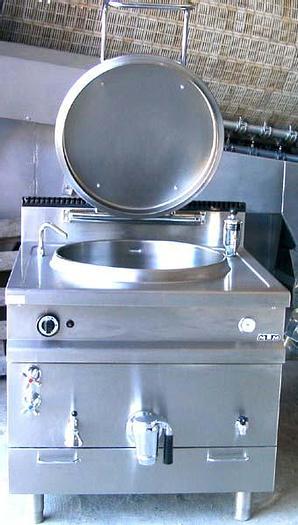 Used Kocioł warzelny, gazowy - ogrzewanie pośrednie, 150 l