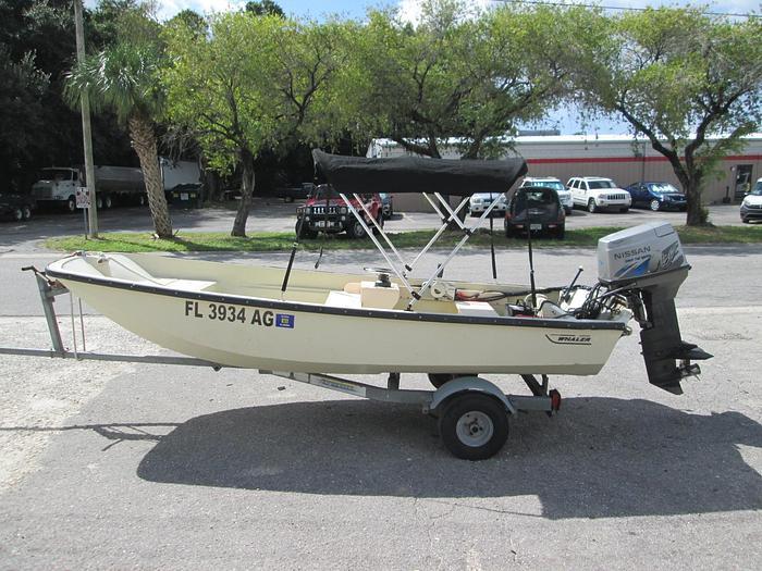 Used 1966 13' Boston Whaler Classic