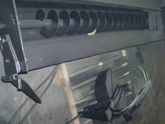 2001 Tailgate Sander- Stock #: 0010