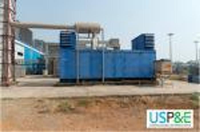 750 MW 2011 GE Frame 9F Natural Gas Generator