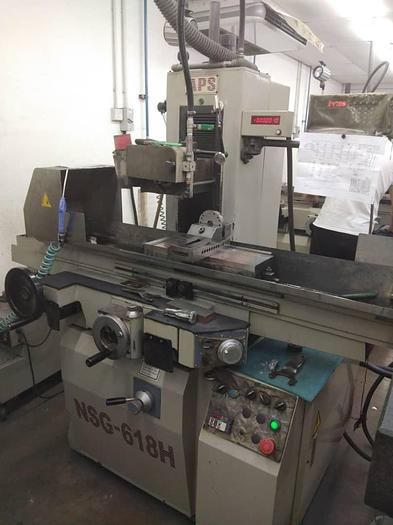 Used 2014 SEEDTEC NSG-618H GRINDING MACHINE