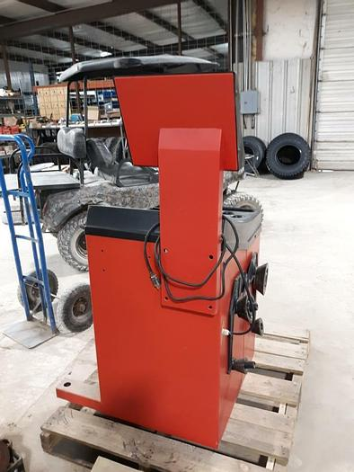 Used USED PSE WB-260 WHEEL BALANCING MACHINE