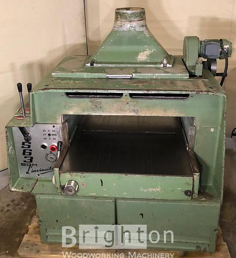 Used SCM L'Invincibile S63 Planer