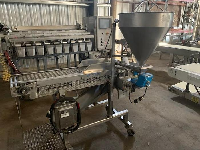 Used Ingredient Feeder -Syntron Vibratory System