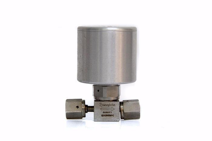 Used Swagelok 505071 6LW-DPHFR4-P-C Diaphragm Valve (4435)