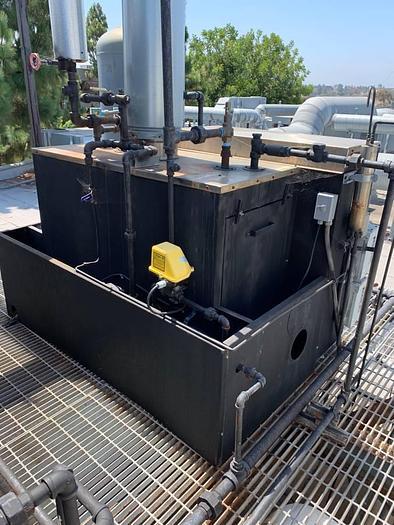 Used 2015 Parker steam boilers 9.5 HP  40 HP low nox