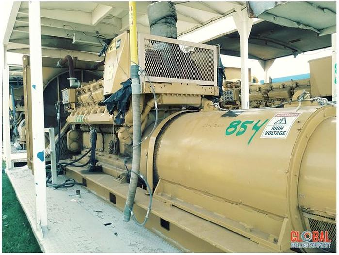 Used Item 0651 : Kato Engineering 1050KW Generator