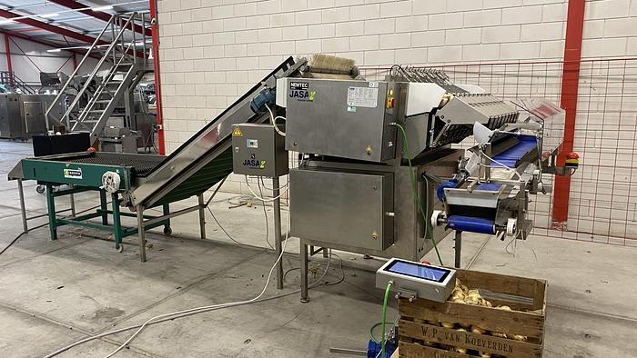 Used 2015 Newtec 9 channel weigher