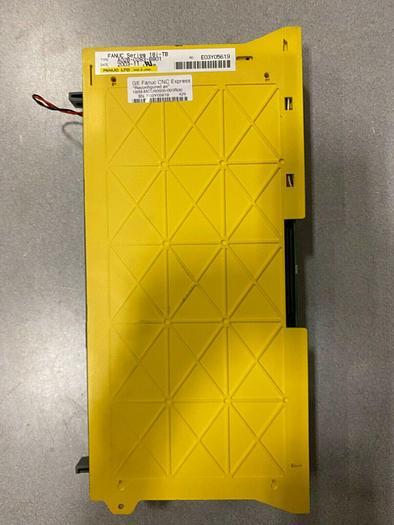 Used FANUC 18i CONTROL UNIT A02B-0283-B801