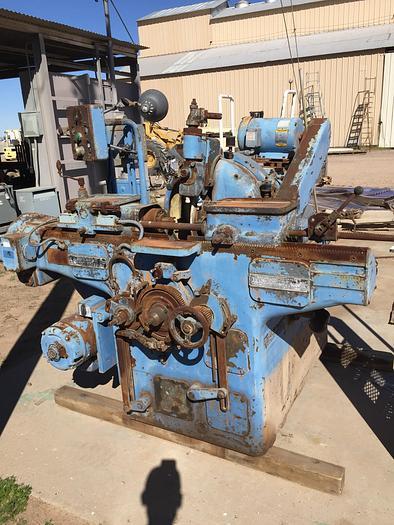 Used Jones & Lamson Model TG 615 Automatic Thread Grinder