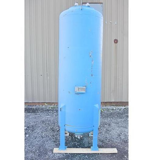 USED 240 GALLON TANK (VESSEL), CARBON STEEL