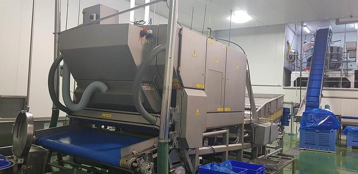 Used TOMRA GENIUS 1600 OPTICAL SORTER - WITHDRAWN FROM SALE