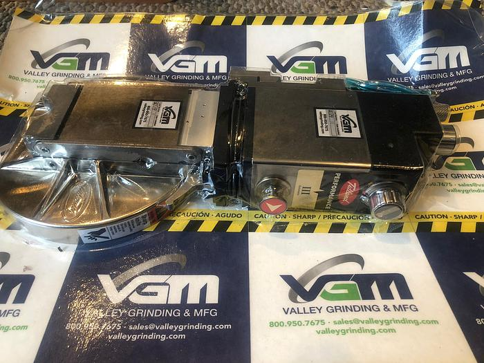 Used FOUR (4) TIDLAND CLASS III AUTOMATIC PERFORMANCE KNIFEHOLDERS RECONDITIONED 2018