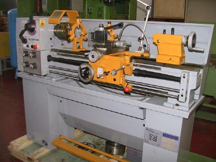 Tornio KMT mod. KL 165x1000 mm