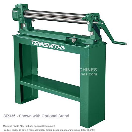 TENNSMITH Manual Slip Roll SR36