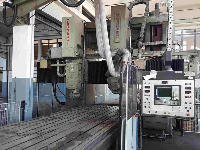 Usata FRESATRICE A PORTALE M. CARNAGHI FPP 175 CNC