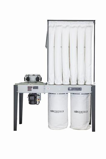 Northtech, NT DC006-732 5000 CFM Indoor Dust Collector
